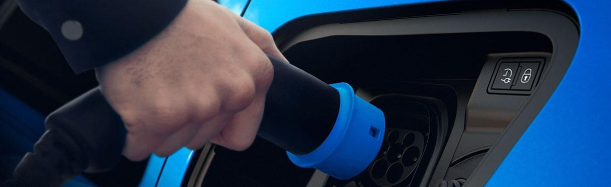 Dónde recargar un coche eléctrico