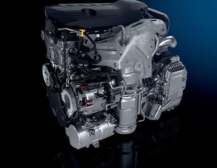 Motor híbrido recargable