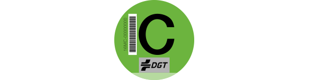 Etiqueta ambiental de tipo C