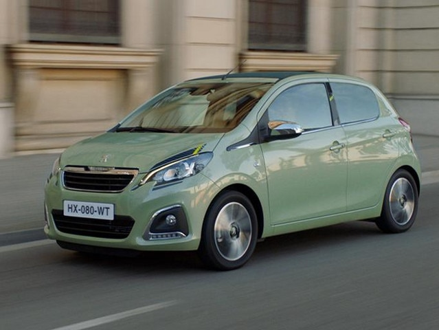 PEUGEOT 108 –  Serie especial Collection 108