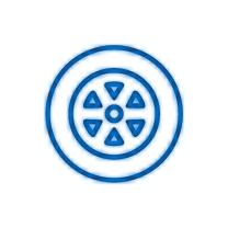 Tire pictogram